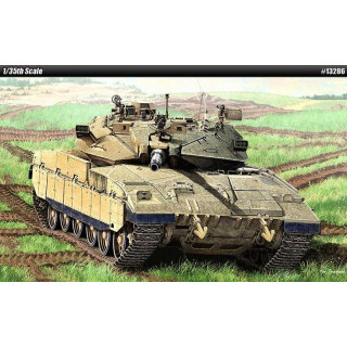 Model Kit tank 13286 - MERKAVA Mk.IID (1:35)