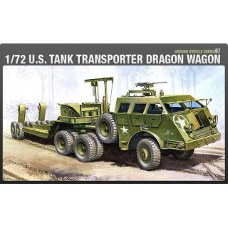 Model Kit military 13409 - M26 DRAGON WAGON (1:72)