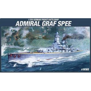 Model Kit loď 14103 - GRAF SPEE (1:350)