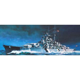 Model Kit loď 14218 - BATTLESHIP BISMARCK (STATIC) (1:800)