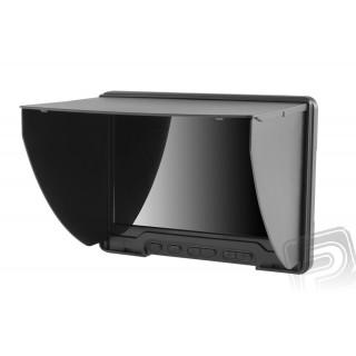 FPV - monitor (dlouhý dosah) + extra baterie 1000mAh/11,1V