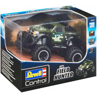 Autíčko REVELL 23491 - Field Hunter
