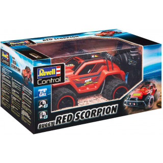 Autíčko REVELL 24474 - Red Scorpion
