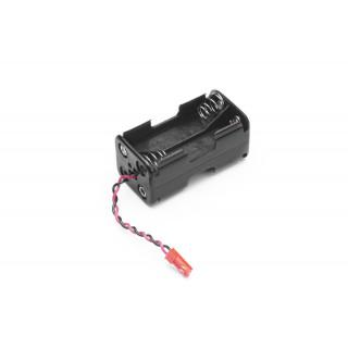 Futaba pouzdro baterií 4xAA/BEC