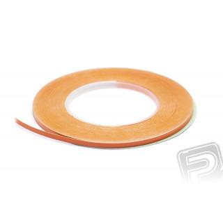 """SIG Superstripe 2,4mm (3/32"""") samolepící páska - oranžová"""