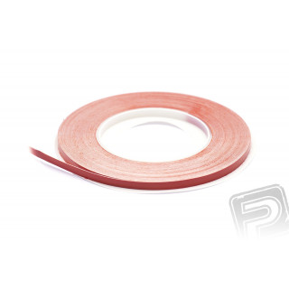 """SIG Superstripe 3,2mm (1/8"""") samolepící páska - červená"""