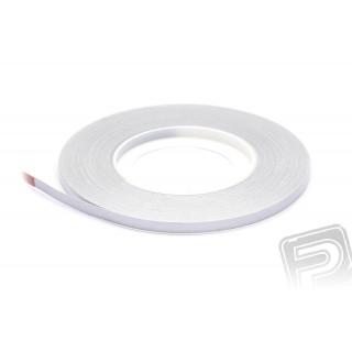 """SIG Superstripe 4,8mm (3/16"""") samolepící páska - stříbrná"""
