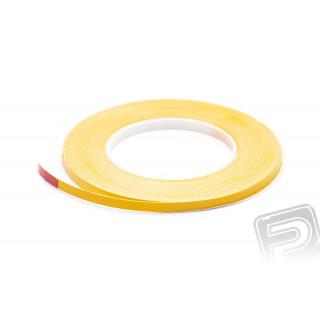 "SIG Superstripe 6,3mm (1/4"") samolepící páska - žlutá"