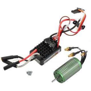 Castle motor 0808 8200ot/V s reg. Mamba Micro X