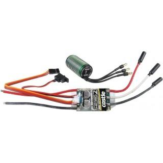 Castle motor 0808 8200ot/V s reg. Sidewinder Micro 2