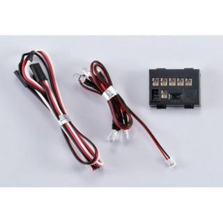 Killerbody světelná sada 6 LED s řídící jednotkou 1:10