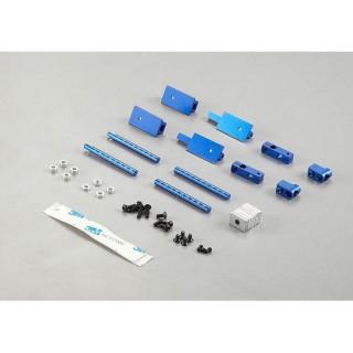 Killerbody hliníkové držáky karoserie s magnety