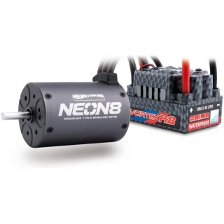 Team Orion Combo Neon 8 WP 4P/2100kV/5mm + R8 WP 13