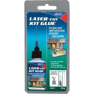 Laser-Cut lepidlo na dřevěné stavebnice 25ml