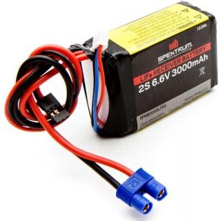 Spektrum - baterie přijímače LiFe 6.6V 3000mAh