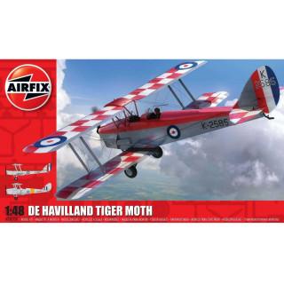 Classic Kit letadlo A04104 - de Havilland D.H.82a Tiger Moth (1:48)