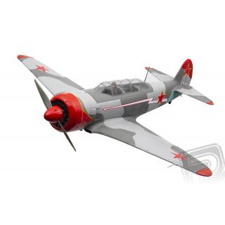 Yak-11 1450mm ARF Kamuflážní