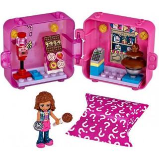 LEGO Friends - Herní boxík: Olivia a dortíky