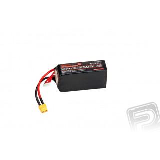 Akumulátor LiPo V-MAXX25C 6/2500 22,2V XT