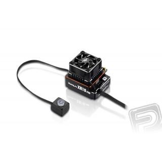 XERUN XR10 PRO G2 160A - oranžový - regulátor