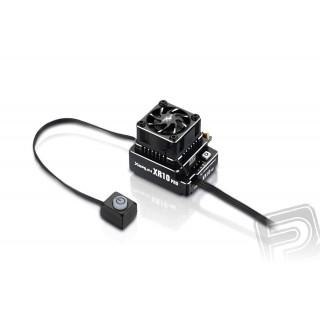 XERUN XR10 PRO G2 160A - černý - regulátor