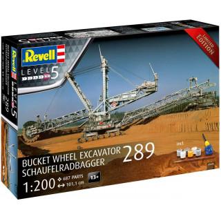 Gift-Set  05685 - Bucket Wheel Excavator 289 / Schaufelradbagger 289 (1:200)