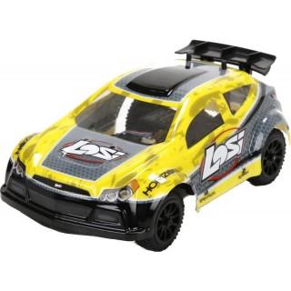 Losi Micro Rally-X 1:24 4WD RTR žlutá