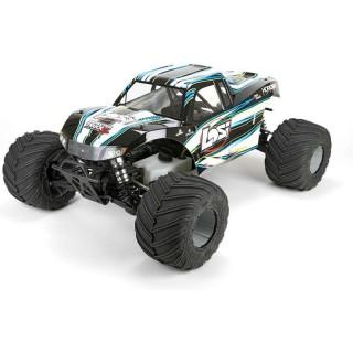 Losi Monster Truck XL 4WD 1:5 AVC RTR černý