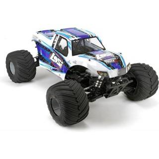 Losi Monster Truck XL 4WD 1:5 AVC RTR bílý