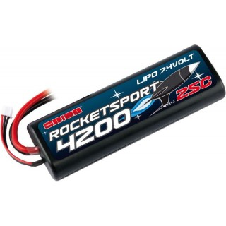 Team Orion LiPol Rocket Sport 4200mAh 7.4V