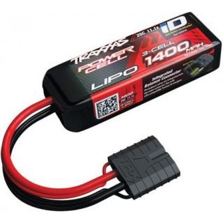 Traxxas LiPol Car 25C 1400mAh 3S1P 11.1V iD