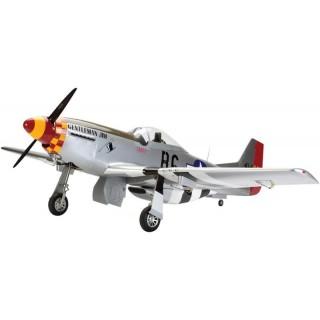 P-51D Mustang 60ccm ARF