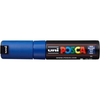 Akrylový popisovač UNI POSCA PC-8K 8mm - modrá
