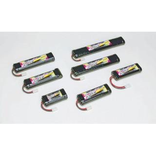 GM Power Pack 3600-6N-3600 7,2V AMP G2 konektor