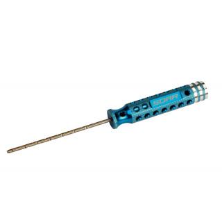 4.0mm protáhovák ramen, Alu rukojeť