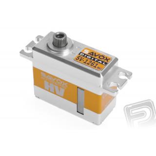 SV-1261MG HiVolt digitální servo (20 kg)