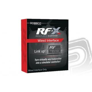Kabelové USB rozhraní pro RealFlight RF-X
