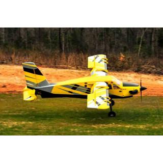 """120"""" Turbo Bushmaster - žlutá/černá 3,06m"""