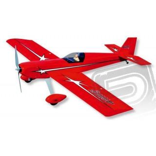 SIG 4-STAR 64 EG 1625mm ARF - červený