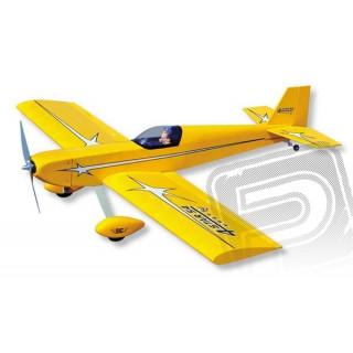 SIG 4-STAR 64 EG 1625 mm ARF - žlutý