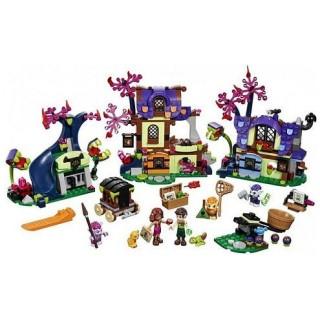 LEGO Elves - Kouzelná záchrana ze skřetí vesnice