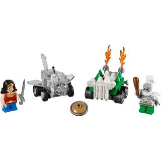 LEGO Super Heroes - Mighty Micros: Wonder Woman™ vs. Doomsday™