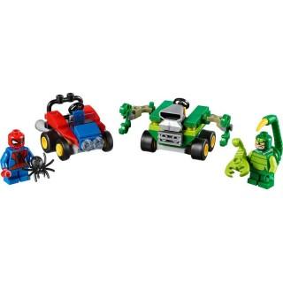 LEGO Super Heroes - Mighty Micros: Spiderman vs. Škorpion