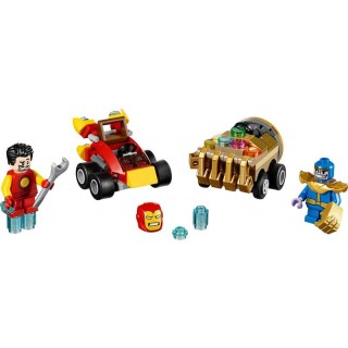 LEGO Super Heroes - Mighty Micros: Iron Man vs. Thanos
