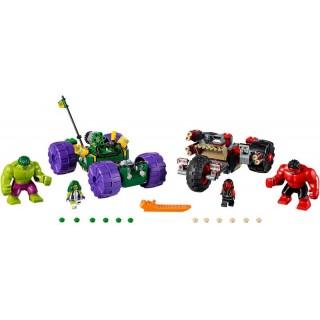 LEGO Super Heroes - Hulk vs. Červený Hulk