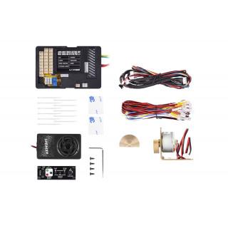 Světelný a zvukový modul pro RC Trucky