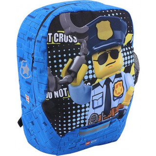 LEGO batoh do školky - CITY Police Cop
