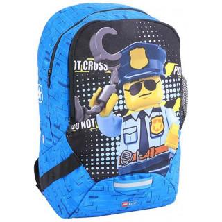 LEGO školní batoh - CITY Police Cop
