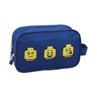 LEGO toaletní taška - Faces Blue