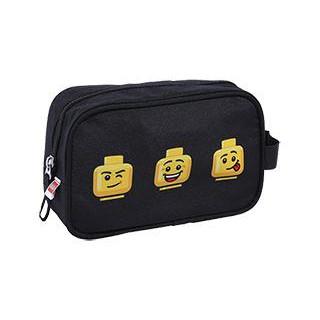 LEGO toaletní taška - Faces Black